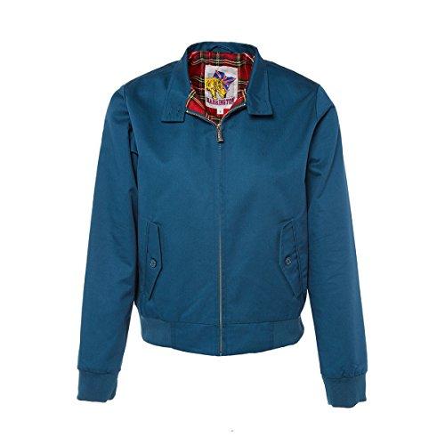 Harrington Damen Jacke Femme Bleu (legion Blue)