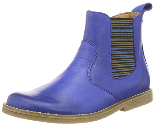 Froddo Unisex-Kinder Kids Chelsea Boot Blau (Blue Electric)