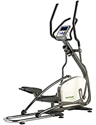 Tunturi Pure Cross F 6.1 Ergometer Ellipsentrainer, Weiß-Grau, One size