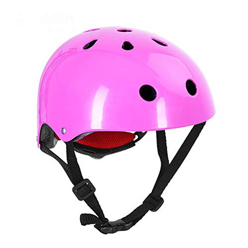 BFQY FH Schutzhelm, Kinder Roller Skating Helm, Sport Skateboard/Eislaufen / Balance Car Helm (Farbe : B)