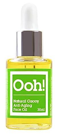 Öl Gesicht von cacay–Ooh