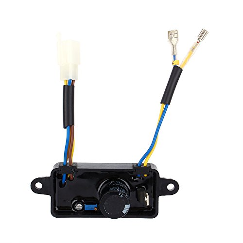 1Spannungsregler Gleichrichter AVR 2kw-3kw Single Phase für die automatische Benzin Generator - 3 Kw Single