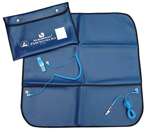 antistatisch ESD FIELD SERVICE-Ingenieure Kit * mit Tragetasche (hergestellt im Vereinigten Königreich) -