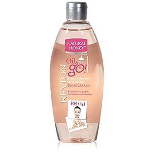 Revlon Natural Honey 1018-37054 Oil Go Aceite Hidratante En La Ducha Sin Aclarado – 300 ml