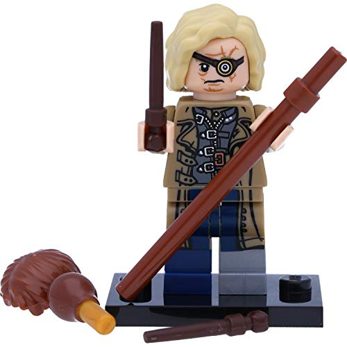 LEGO Harry Potter 71022 Sammelfiguren (#14 Alastor Mad-Eye Moody) (Ideen Potter-figur-kostüm Harry)