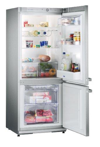 Kühlschrank schwarz von Severin Kühlgefrierkombination A++ - 4