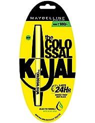 Gemey Maybelline - Eyeliner - The Colossal Kajal - 6H - Black