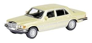 Schuco 452577400 Mercedes Benz Clase S - Coche a escala 1:87 en color bronce