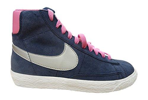 check out 70b9d 474a0 Nike Blazer Mid Vintage (GS) Hi Top Trainers 539930 Scarpe da Tennis, (