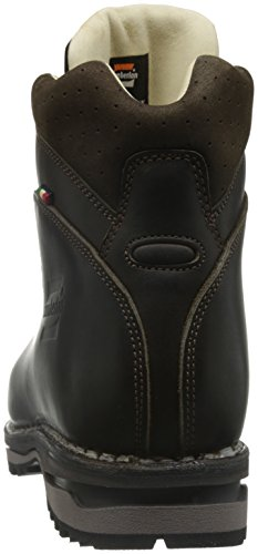 Zamberlan Mens 1023 Latemar NW Leather Boots waxed dark brown