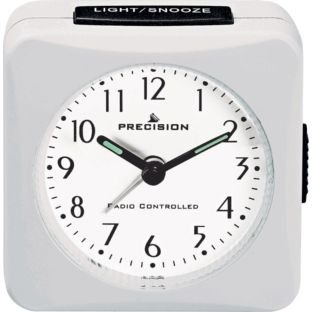 Precision Radio Controlled Alarm Clock (225527900) Best Price and Cheapest