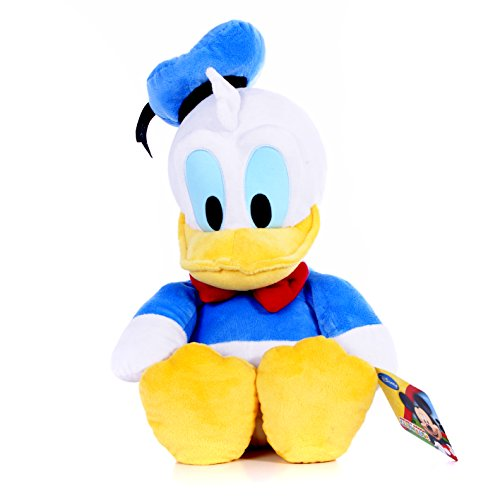 Disney Donald Mickey Mouse Clubhouse Soft Toy, 20""
