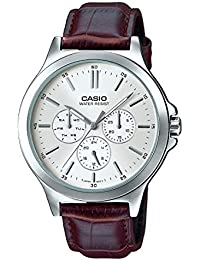 Casio Analog White Dial Men's Watch - MTP-V300L-7AUDF (A1177)