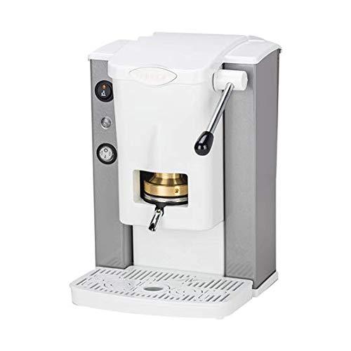 Kaffeemaschine Faber Italia Modell Mini Slot + CIALDE EMOZIONI QUOTIDIANE grau
