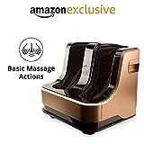 Lifelong LLM135 Foot, Calf and Leg Massager (Brown)