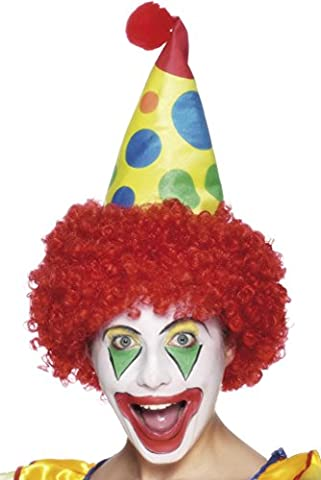Smiffy's Clown Hat with