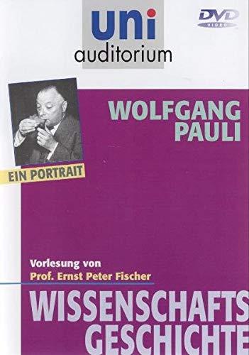 Ein Portrait - Wolfgang Pauli . Fachbereich: Wissenschaftsgeschichte