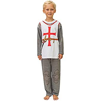 PLAY'N'WEAR Knight of Sankt George (3-4 Years) Red