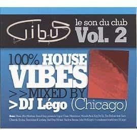 Gibus : Le Son Du Club Vol. 2 Dj Laurent C, Music Audio CD by Mixed by DJ Lego (0100-01-01)