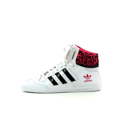 adidas Originals Centenia Hi W, Baskets mode femme Blanc/Rose