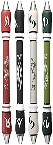 C-FUNN Non Slip gecoate 21 cm Spinning Pen Pro Competition Stijl 1. stijl 1