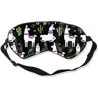 Eyes Mask Promotion Cute Llama and Cactus Shade Sleep Goggles for Sleep Contoured Eye Masks for Sleeping,Shift... preisvergleich bei billige-tabletten.eu