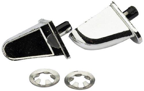 ABSIMA - Rear Mirror Set tyb B Chrome (2) (2320022)