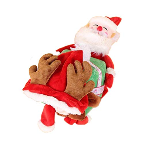 Kostüm Frauen Weihnachts Niedlichen - XGPT Hunde Kostüm Hund Kleidung Cartoon Red Dacron Kostüm Für Haustiere Männer Frauen Niedlichen Cosplay Weihnachten,XL