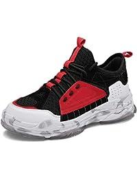 Zapatillas De Deporte De Moda para Hombre Zapatillas De Correr Transpirables Zapatillas De Jogging para Caminar