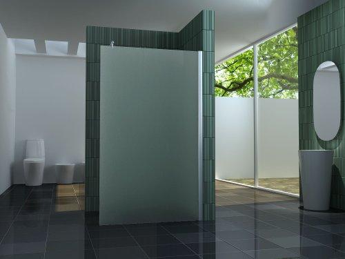 10 mm Duschtrennwand FREE-F 120 x 200 cm -