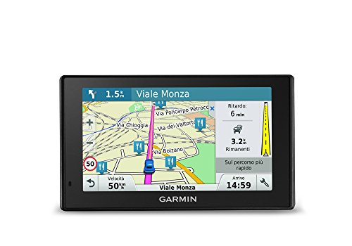 Garmin DriveSmart™ 50 LMT-D CE Navigationsgerät mit GPS, Bluetooth