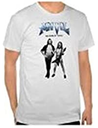 "Anvil ""The story of Anvil"" White T-Shirt"