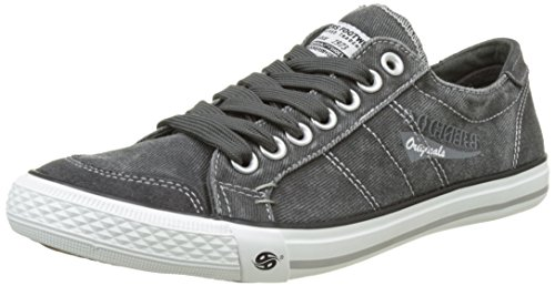 Dockers by Gerli Herren 30ST027 Sneaker - Grau (Grau 200) , 44 EU