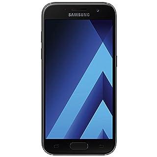 Samsung Galaxy A3 (2017) Smartphone (12,04 cm (4,7 Zoll) Touch-Display, 16 GB Speicher, Android 6.0) schwarz