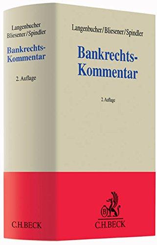 Bankrechts-Kommentar (Grauer Kommentar)