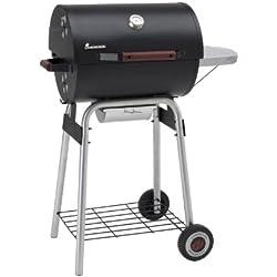 Landmann 31420 Barbecue Charbon Tonneau Black Taurus 440
