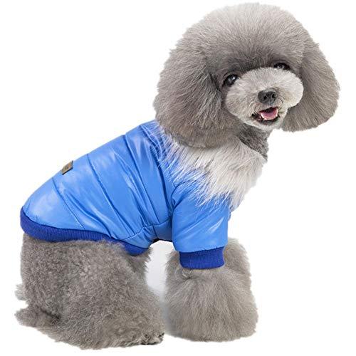 YU pet Dog Bekleidung Kleidung im Herbst und Winter die europäischen und amerikanischen Klassiker japanischen und koreanischen Stil Brot Kleidung Mantel dicken Mantel,s Japanische Brot
