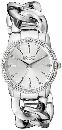 so-co-50711-new-york-soho-womens-quartz-watch-with-silver-dial-analogue-display-and-silver-stainless