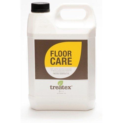 Treatex Liquid Floor Care 1160 - Cleans & Maintains Hardwax Oil Floors 5ltr