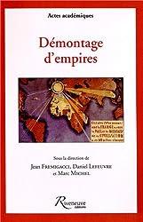 Démontage d'empires