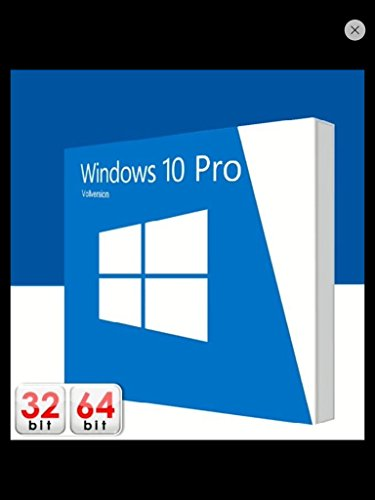 Produktbild Windows 10 pro 32/64 license  key Schlüsse