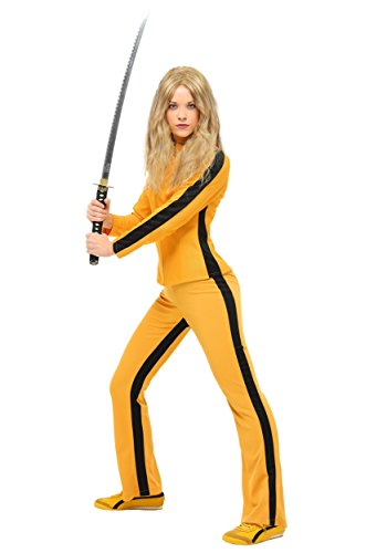 Beatrix Kiddo Women's Fancy dress costume - Uma Kill Bill Kostüm