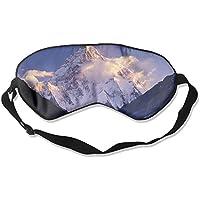 Eye Mask Eyeshade Mountains Scenery Sleeping Mask Blindfold Eyepatch Adjustable Head Strap preisvergleich bei billige-tabletten.eu