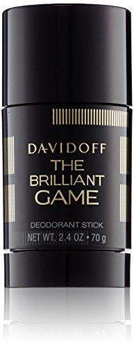 Davidoff The Game Luminoso homme / uomini, Deodorante Stick, 1er Pack (1 x 75 g)