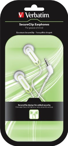 verbatim-41829-secureclip-earphones-white-and-green-combination-by-trendz