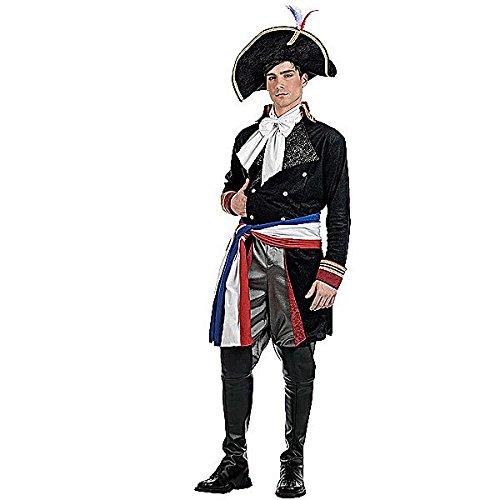 Limit Sport - Disfraz de Napoleón para adultos, talla L (DA317)