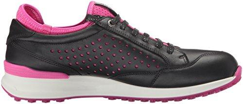 ECCO - Speed Hybrid Sox, Scarpe sportive Donna Nero (nero / rosa)
