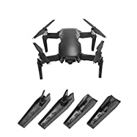 Kingwon Landing Gear for MAVIC AIR, 3.5cm Heightened Extended Landing Stabilizers Riser for Drone DJI MAVIC AIR,4 Pieces Black from Kingwon Tech