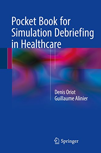 Pocket Book for Simulation Debriefing in Healthcare