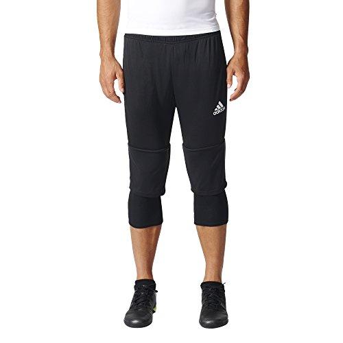 Adidas uomo tiro 173/4pantalone Black|white